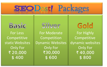 SEODost Packages
